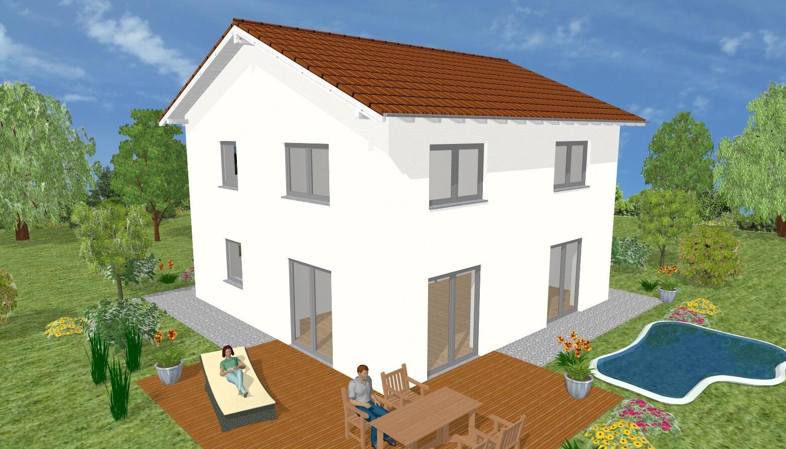 Einfamilienhaus Bianca Bild 2