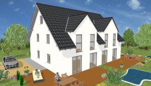 Doppelhaushälfte Max Bild 2