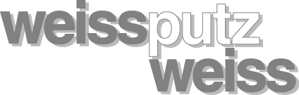 Weissputz Weiss