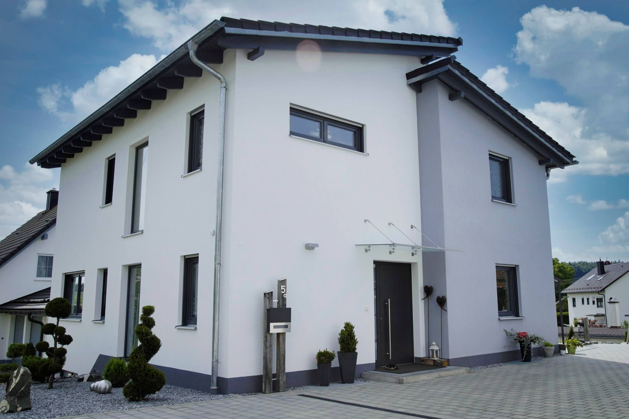K&K Bau GmbH Massivhaus Referenzbild 35