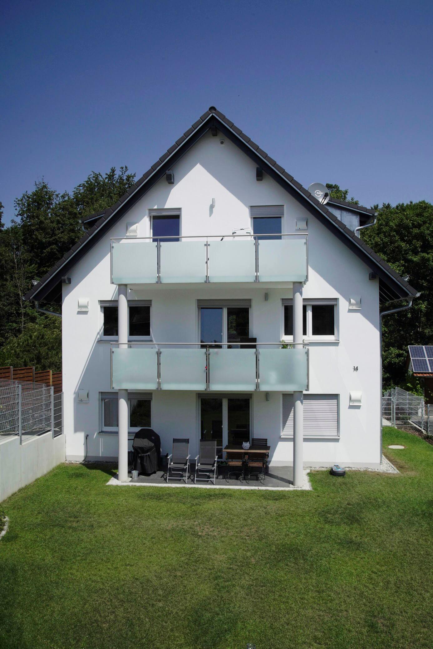K&K Bau GmbH Massivhaus Referenzbild 7